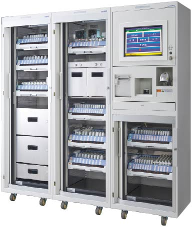 Residential Injectable Delivery Risk Management System SecuillーStand